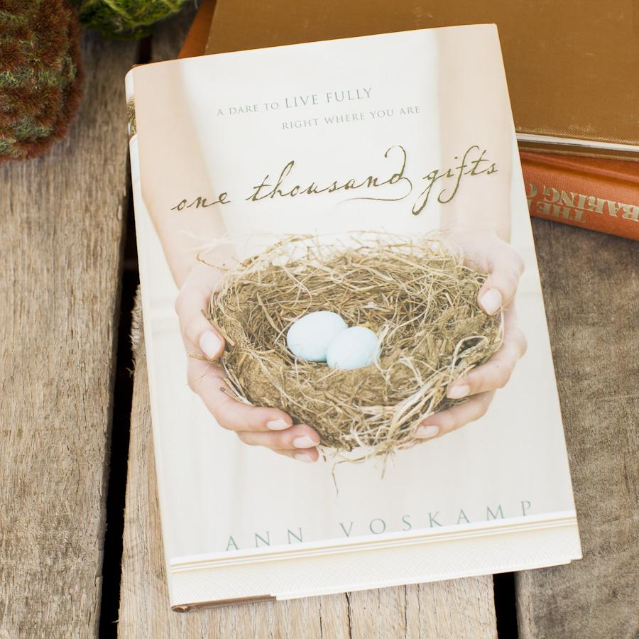 1,000 Gifts by Ann Voskamp